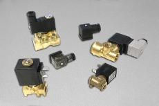 Electroválvulas para fluidos